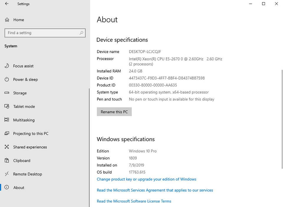 How To Find Computer Specs on Windows 10 - Windows 10 Free