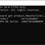 How To Find Motherboard Model Number in Windows 10