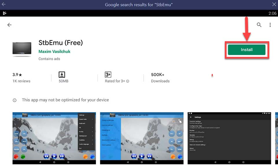Download and Install StbEmu (Free) For PC (Windows 10/8/7)