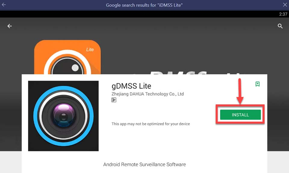 Download and Install iDMSS Lite For PC (Windows 10/8/7/Mac)