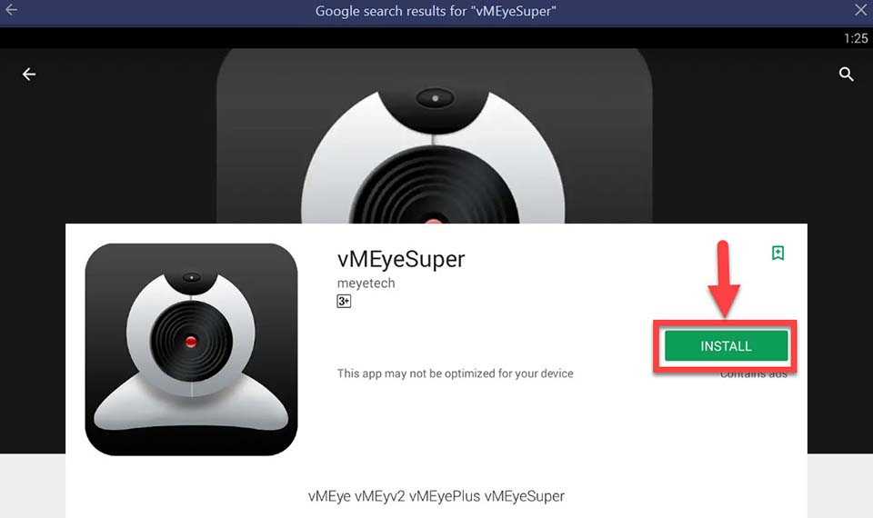 Download and Install vMEyeSuper For PC (Windows 10/8/7 and Mac)