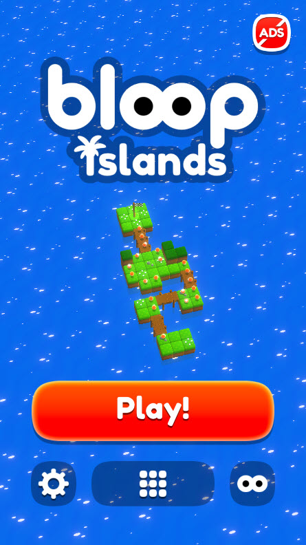 Play Bloop Islands on PC