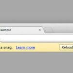 """""""Rats! WebGL hit a snag"""" Error In Google Chrome"""