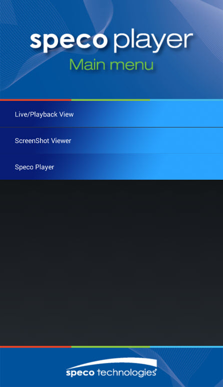 Speco Player For PC (Windows 10/8/7) Free Download