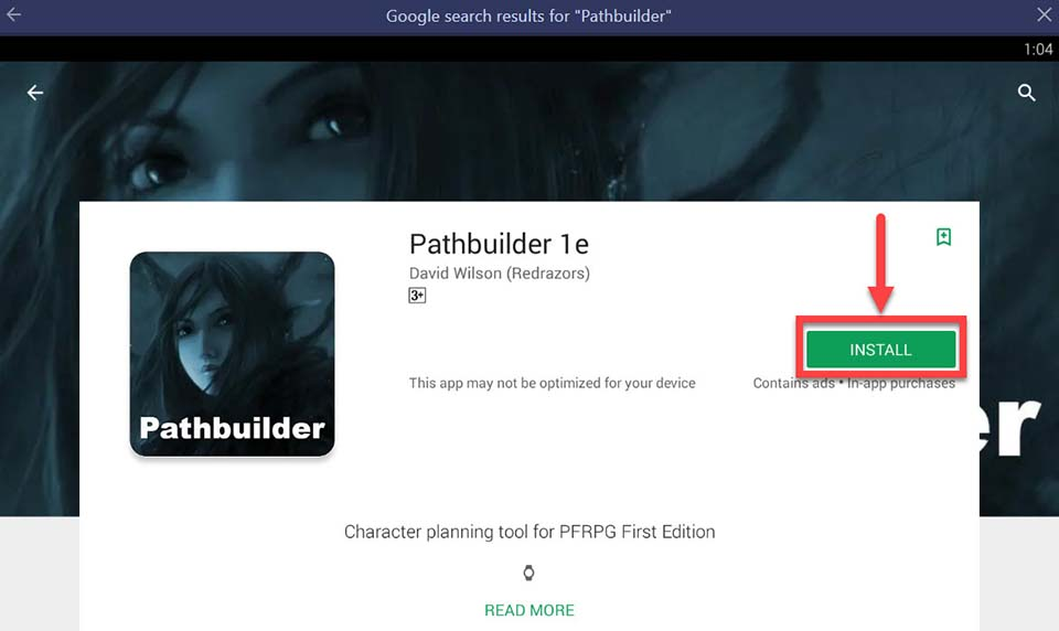 Download and Install Pathbuilder For PC (Windows 10/8/7)