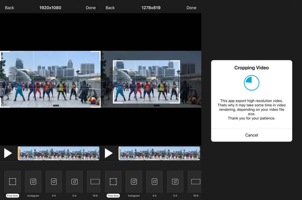 How to Crop a Video on iPhone With Video Crop - 2