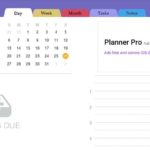 Planner Pro – Personal Organizer For PC (Windows 10/8/7/Mac) Free Download