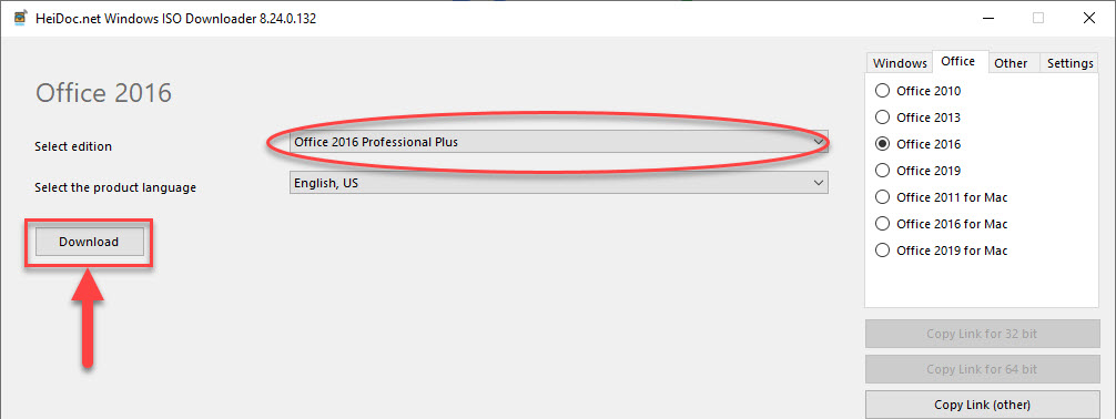 How To Download Microsoft Office 2016 ISO - step 02
