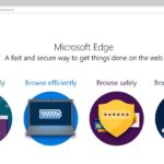Reinstall Microsoft Edge Browser In Windows 10