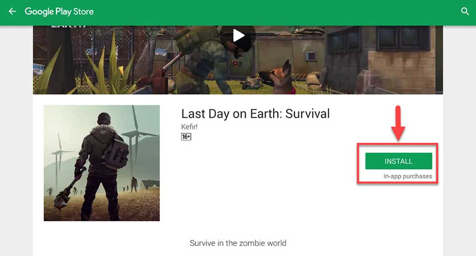 Download and Install Last Day on Earth: Survival For PC (Windows 10/8/7/ and Mac)