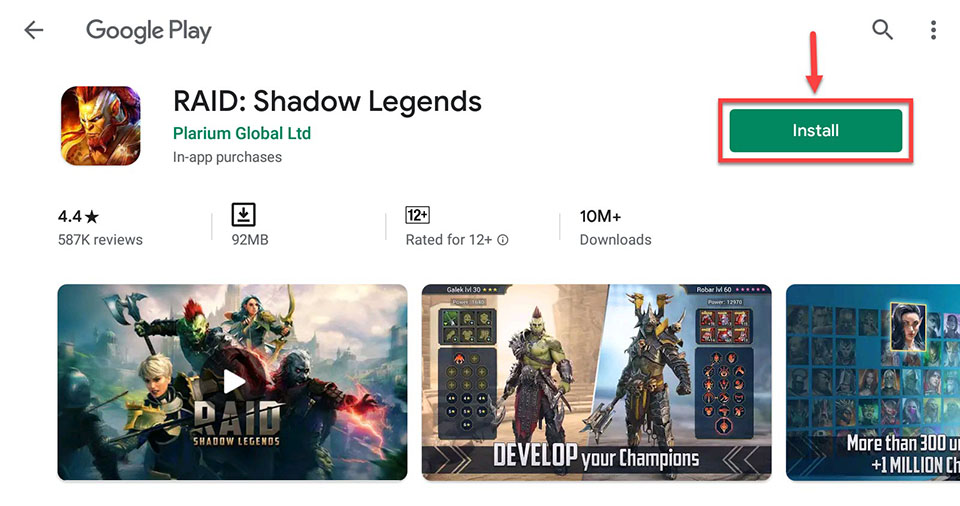 How To Download & Play RAID: Shadow Legends on PC (Windows 10/8/7/Mac)