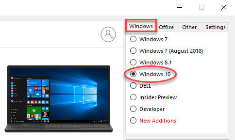 How To Download Windows 10 ISO File - Step01