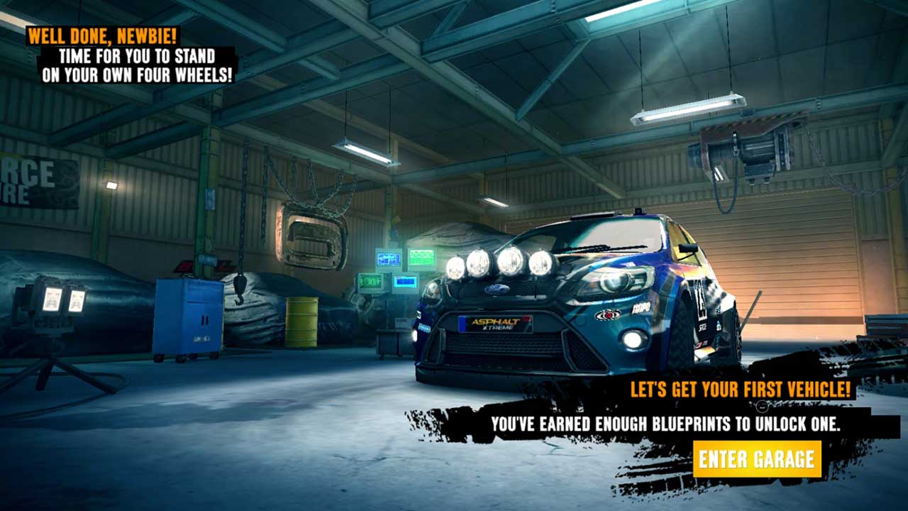 How To Play Asphalt Xtreme on PC