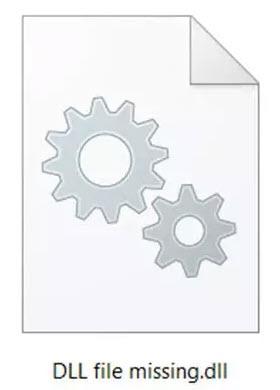 dll file missing windows 10