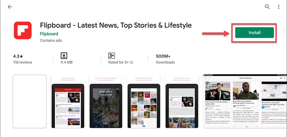 Download and Install Flipboard For PC (Windows 10/8/7 and Mac)