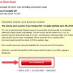 Download Java for Minecraft