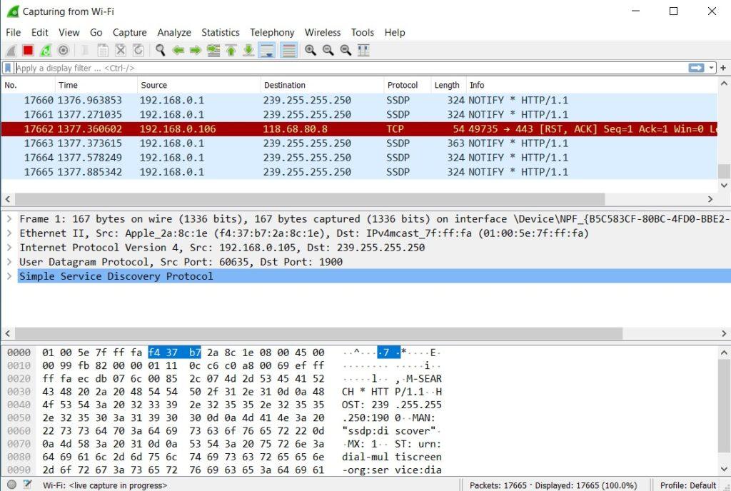 Wireshark For Windows 10/8/7