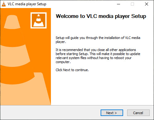How To Download and Install VLC media player on Windows 10 - 2