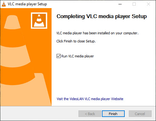 How To Download and Install VLC media player on Windows 10 - 5