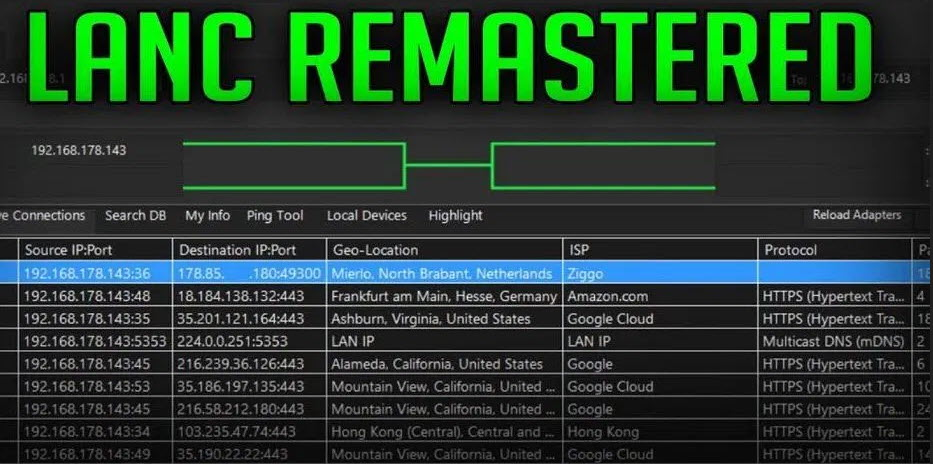 How to Pull IP Address on PS4 and Xbox One with Lanc Remastered