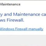 Windows Firewall won't turn on Windows 10