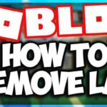 how to reduce lag on Roblox