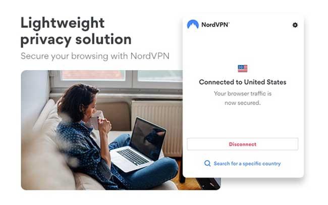 NordVPN - VPN Proxy Extension for Chrome