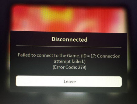 error code 523 roblox