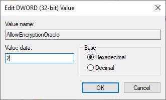 FIX: Remote desktop authentication error in Windows 10