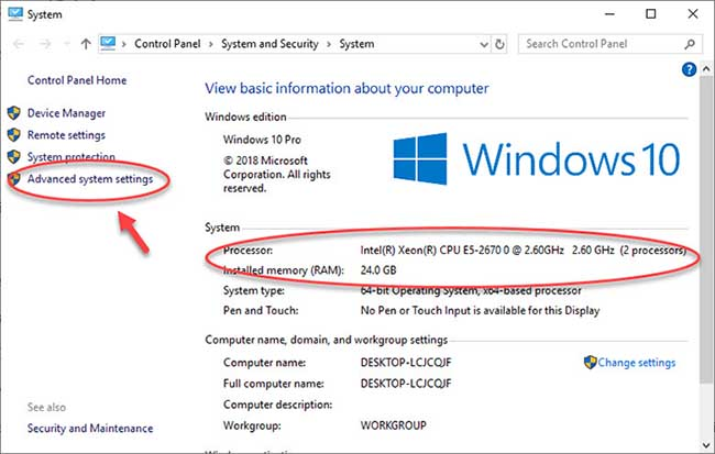 How To Increase RAM in Windows 10 - 1