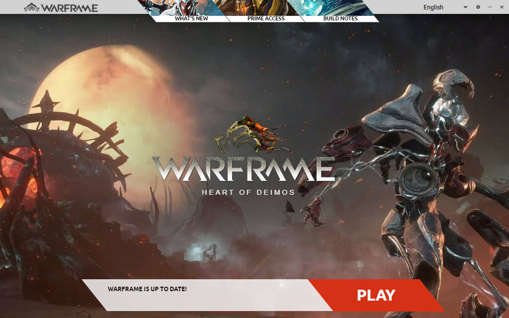 Warframe for Windows 10