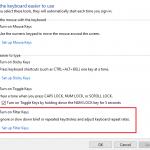 FIX: Laptop keyboard not working on Windows 10